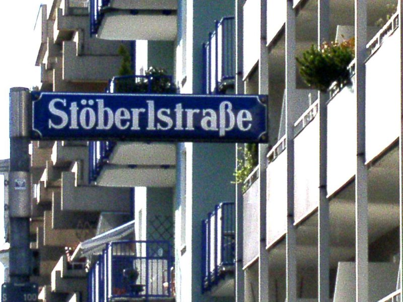 Stöberlstrasse