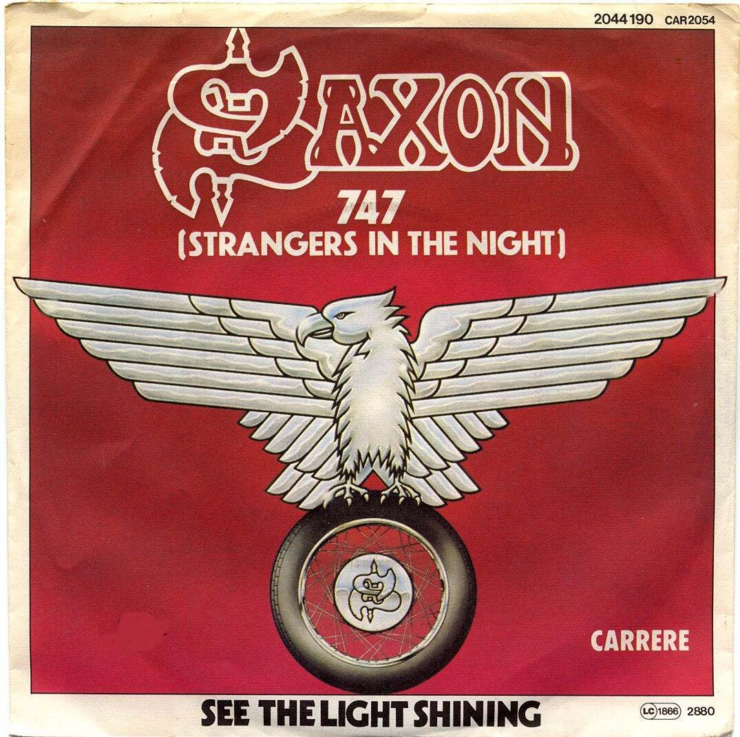 saxon single personals Biography stampede was formed in 1981: a cult hard rock outfit which exploded onto the british rock scene, signing to polydor records and immediately receiving favourable press attention.