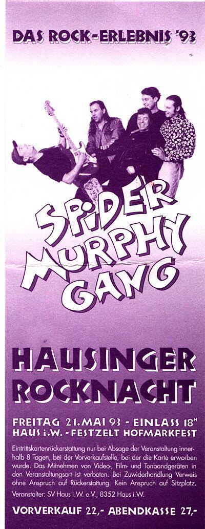 spider murphy gang münchen