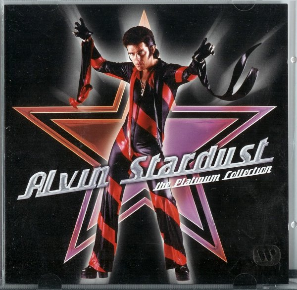 Alvin Stardust - Platinum Collection