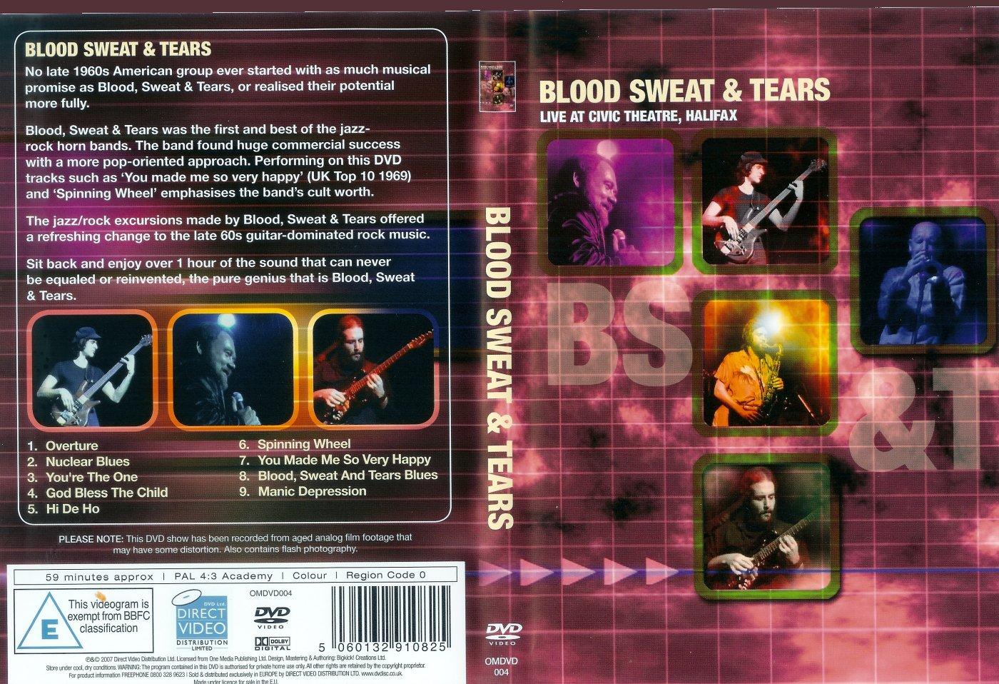Musik DVDs